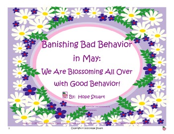 Banishing Bad Behavior in May: We Are Blossoming All Over