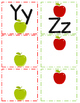 Apple ABC Cards!