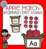 Apple Letter Sound Match