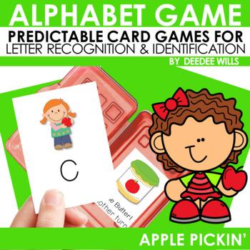 Apple ABC Game ~ editable