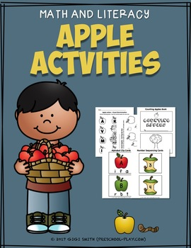 Apple Math and Literacy
