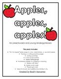 Apple Activities - Back to School