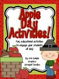 Apple Day Activities