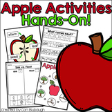 Apple Activities for Kindergarten
