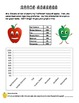 Apple Activities Pack for 4th, 5th, and 6th grades