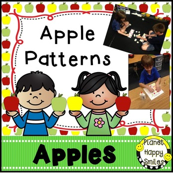 Apple Activity ~ Apple Patterns