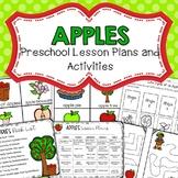 Preschool-Apple Activities