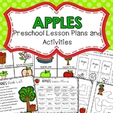 Preschool-Apple Activities