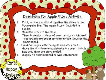 Apple Activity ~ The Apple Story