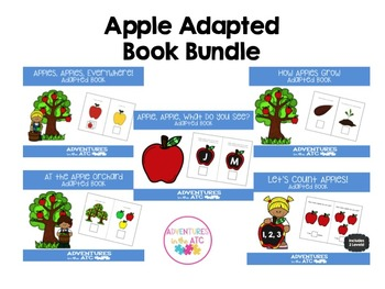 Apple Adapted Book Bundle