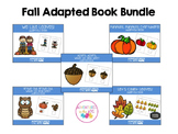 Fall Adapted Book Bundle