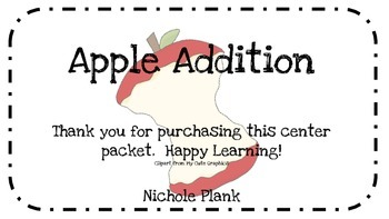Apple Addition Centers