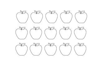 Apple Addition FREEBIE