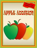 Apple Addition Fluency Game