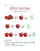 Apple Addition - Making Addition Interactive & Fun!