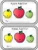 Apple Addition Mini Book