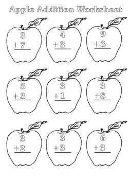 Apple Addition Three