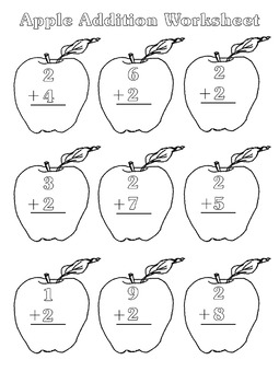 Apple Addition Two