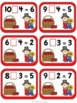 Fall Addition and Subtraction Freebie