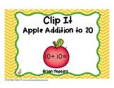 Apple Addition to 20 Clip It