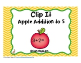 Apple Addition to 5 Clip It