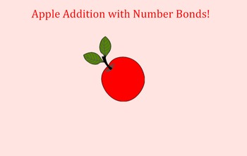 Apple Addition with Number Bonds