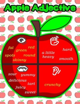 Apple Adjectives