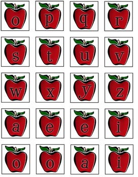 Apple Alphabet