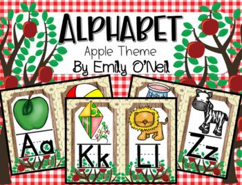 Alphabet (Apple Theme)