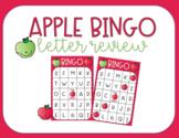 Apple Alphabet BINGO
