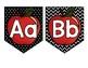 Apple Alphabet Banner - Word Wall - Back to School - Classroom Decor
