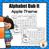 Apple Alphabet Dab It