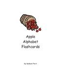 Apple Alphabet Flashcards eBook
