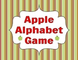 Apple Alphabet Game