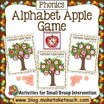 Apple Alphabet Game