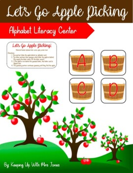 Apple Alphabet Center