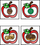 Apple Alphabet Match- Pre-k & Kindergarten