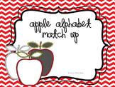 Apple Alphabet Match Up