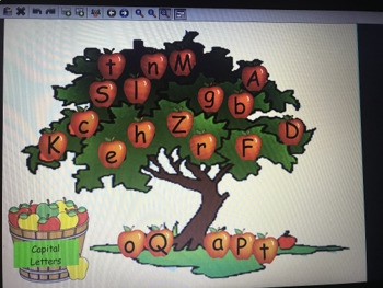 Apple Alphabet Sort