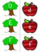 Apple Alphabet and Number Matching *English*