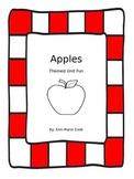 Apple Anchor Chart
