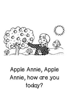 Apple Annie Booklet