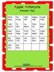 Apple Antonyms: A Memory Game