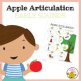 Apple Articulation: Early Sounds