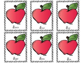 Apple Articulation Game - Prevocalic R