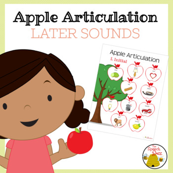 Apple Articulation:  Later Sounds