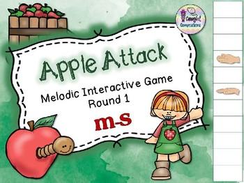 Apple Attack - Round 1 (M-S)