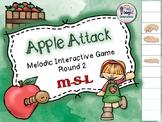 Apple Attack - Round 2 (M-S-L)