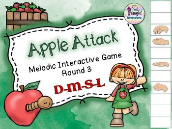 Apple Attack - Round 3 (D-M-S-L)