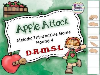 Apple Attack - Round 4 (D-R-M-S-L)